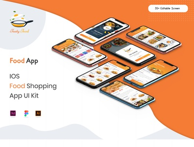 Order Food app food app food and drink add bag shopping ecommerce food ui logo illustration madbrains agency client  concept company branding landing page concept
