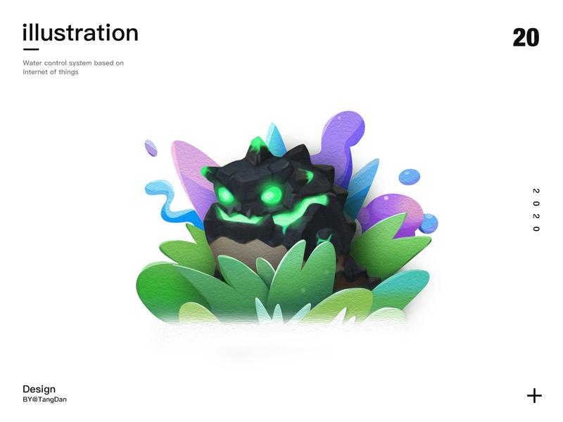Animated illustration