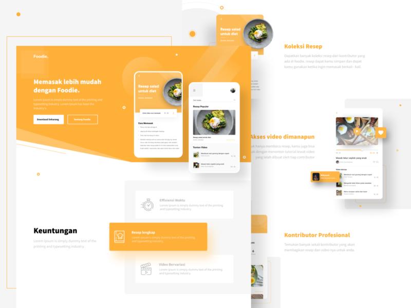 Yelo - Interactive Web Design geometric design pattern clean design clean ui typogaphy branding logo uxdesign ux mobileapps design ui gradient uiux uidesign