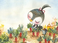 Pickle - The Little Bird Who Doesn't Tweet