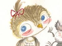 Pickle - the Little Bird Who Doesn't Tweet!