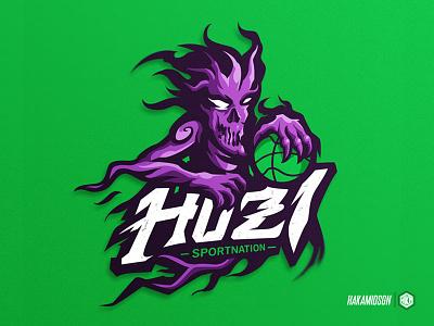 HOZI SPORTNATION LOGO designs game art sports design design art lettering logo mascot design esportlogo gaminglogo baseball