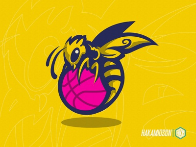 bee dribbble illustration logo dribbble design gaminglogo mascot design logo gaming gamer twitch esportlogo design mascot logo  gaming lettering logo game art baseball design art dribble