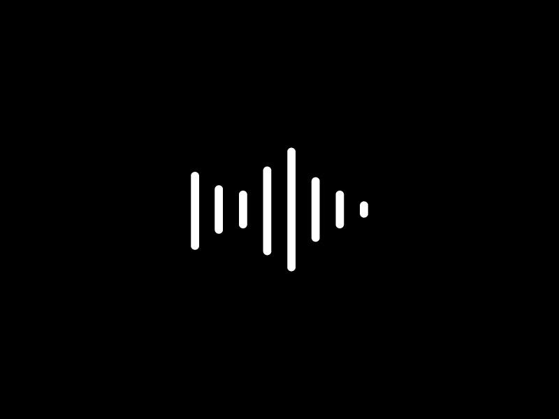 Nightlife Anti Plastic Logo music events music flat vector logodesigner logo logodesign branding design brand