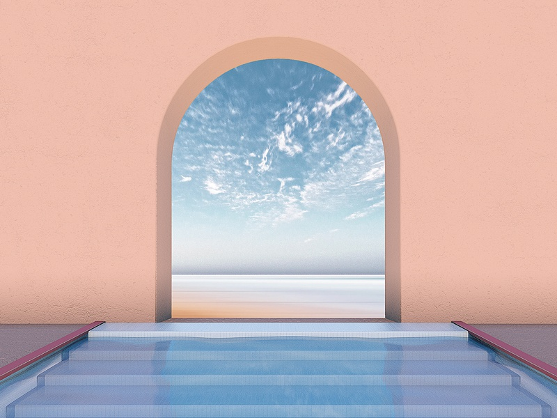 Soothing Architecture / 3 architecture 3d