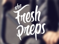 The Fresh Preps Logo Update