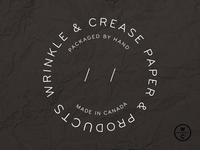 Wrinkle & Crease Package Seal