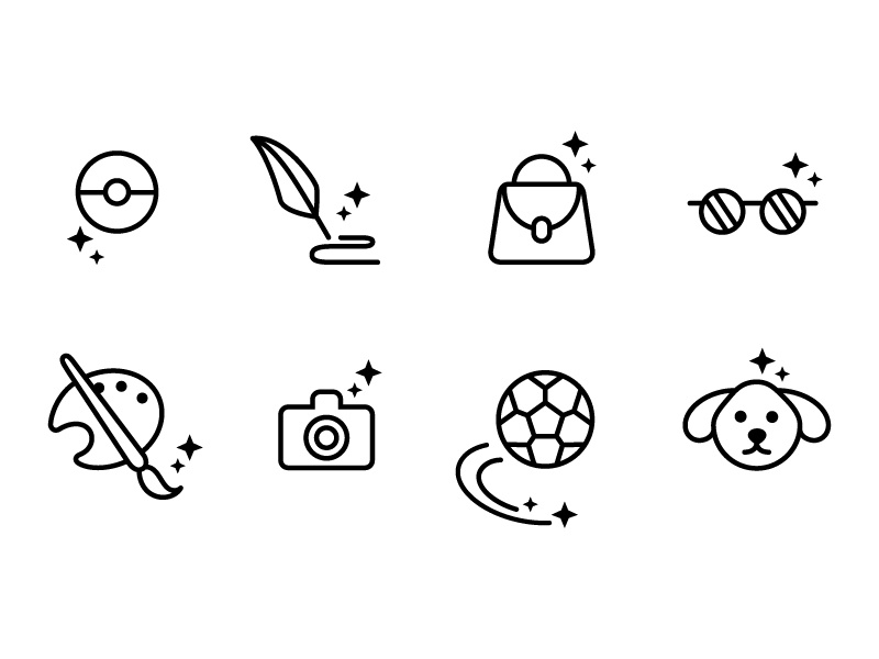 team icons by sophia del plato