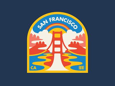 San Francisco Patch type hike ca california bay area san francisco typehike patch