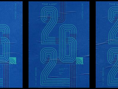 The Last Marathon poster design client 26.2 new york marathon marathon poster