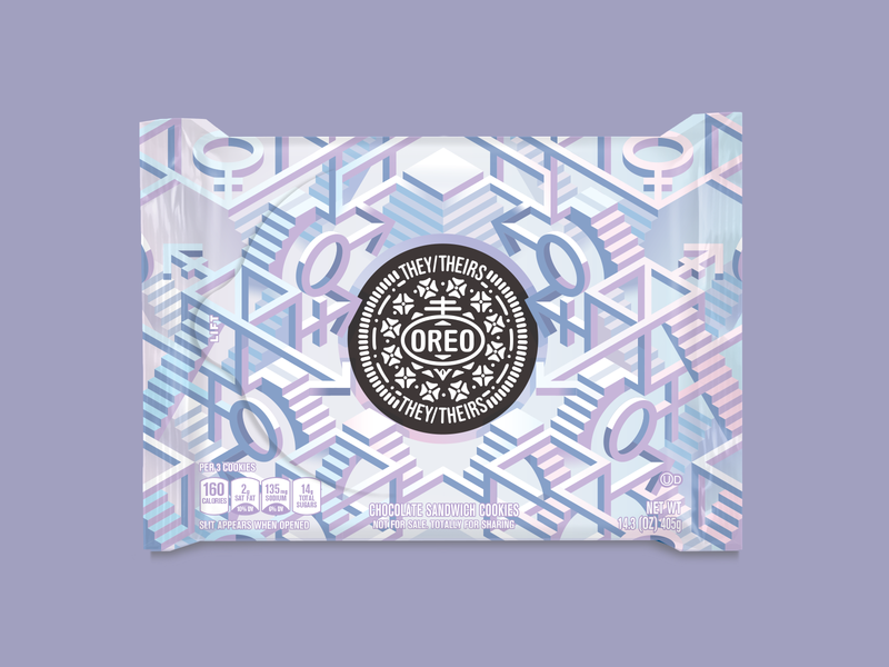 Oreo Pride: Theirs world pride pride packaging