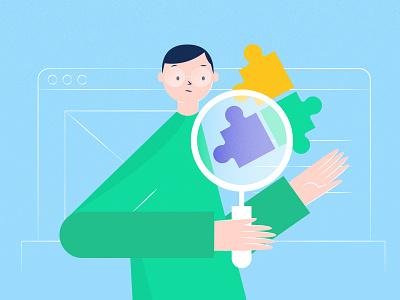 Engaging your audience - visual explanation illustration art art medical healthacare marketing digital digital illustration article blog brandmed visual design illustration