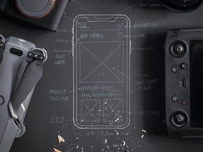 Why I Always Start with a Sketch web ios interface design ui responsive mobile ux