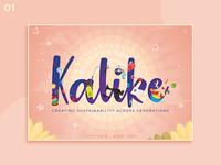 Kalike Weekly Planner - 2