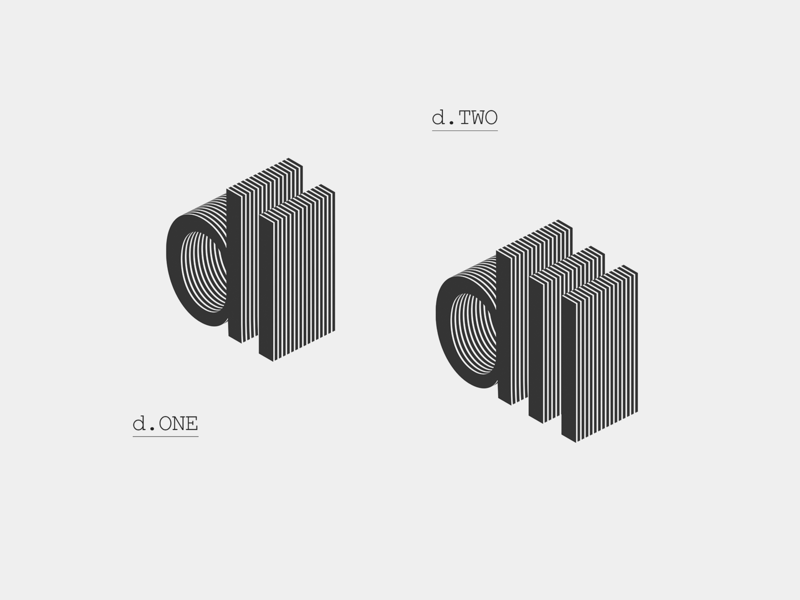 3D Experiment illustration experiment clean 3d logo graphics graphic  design art graphic design art design