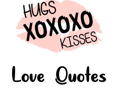 Valentine Quotes Design