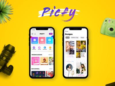 PICFY Photo & Video Editor