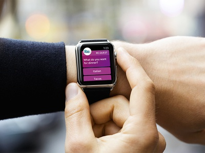 Get Answers with Apple Watch app ios apple watch