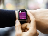 Get Answers with Apple Watch