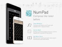 Numpad - Compose like never before