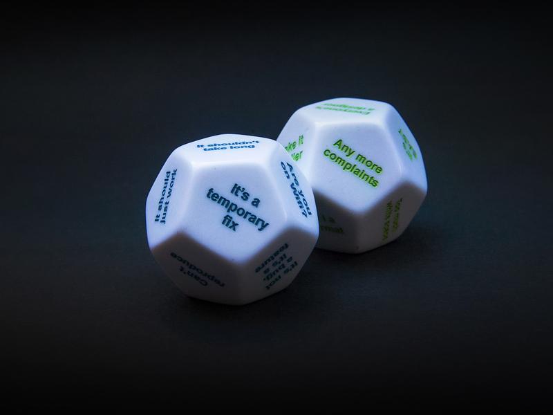Pocket Designer & Developer 2020 toy design development design packaging toy dice