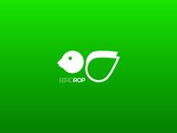 Birdrop – logo