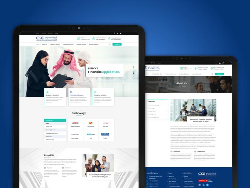 Mobile Responsive Corporate Website wordpress design website design and development website design corporate website mobile responsive