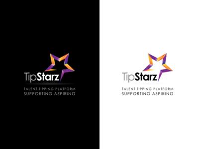 TipStarz Logo Design tipstarz logo design star shape logo star logo artist mobile app design tip logo artist logo logo vector ux ui typography mobile app design mobileappdesign design uiuxdesign creative mobile app mobile app design agency branding