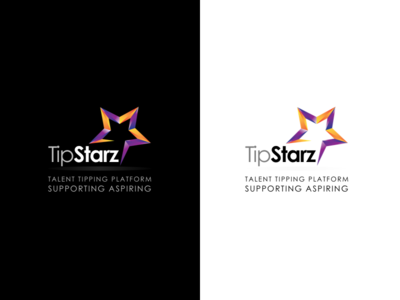 TipStarz Logo Design