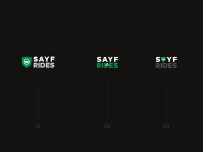 SayfRIdes Logo