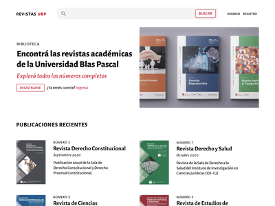 Library of academic journals for Universidad Blas Pascal typography catalog search ui web