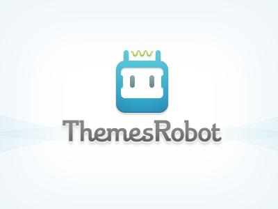 ThemesRobot logo themesrobot logo design type theorem sudtipos