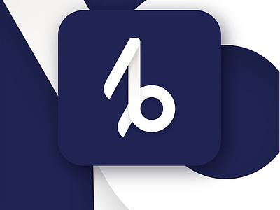 DailyUi 005 - Icon App logo b dailylogo musiclogo music identity logotype logo dailylogochallenge daily ui day 5 daily ui 005 dailyui dailyui005