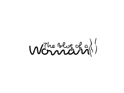 The Blog of a Woman Logo