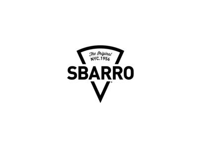 Sbarro Logo Design
