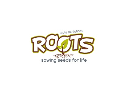 Roots Kid S Ministries Logo