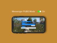 Messenger PubG Mode