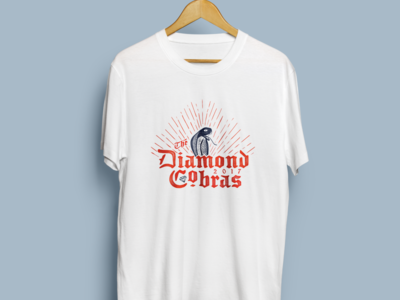 Diamond Cobras Shirt