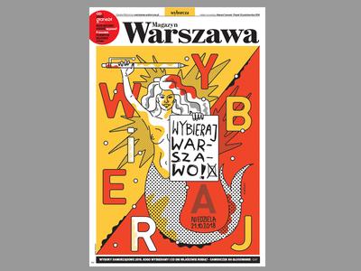 Gazeta Wyborcza Magazine 20.10.2018