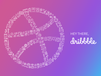Hey there, Dribbble!