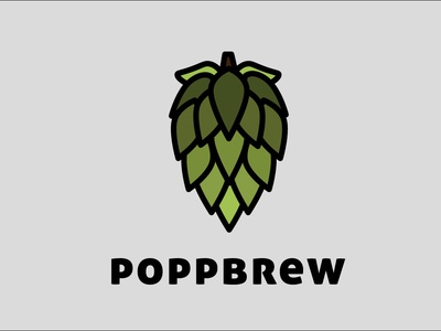 Poppbrew logo