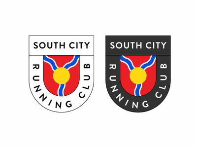 South City Running Club Logo