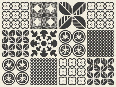 Assembly Pizza branding pizza branding pattern vector illustration