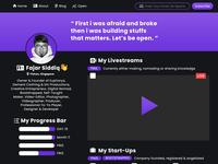 Opened | Openstartup.xyz Mock Up 1