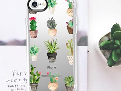 For Sale - Cactus iPhone Case