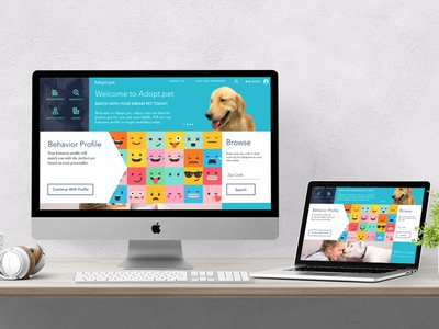 Pet Adoption UX Case Study
