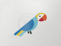 Parrot icon guides
