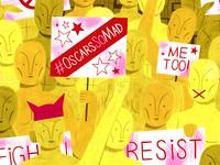 At the Oscars, Prepare for Politics