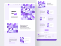 Pattern - Landing Page 2020 trends agency digital agency popular gfxgeek asif flat landing page patterns e-commerce trendy header branding web apps web design minimal dribbble ux ui creative