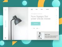 Electro E-commerce Site